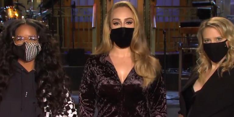H Adele, τα χαμένα κιλά και ποιος πραγματικά νοιάζεται για την αδυνατισμένη σιλουέτα της
