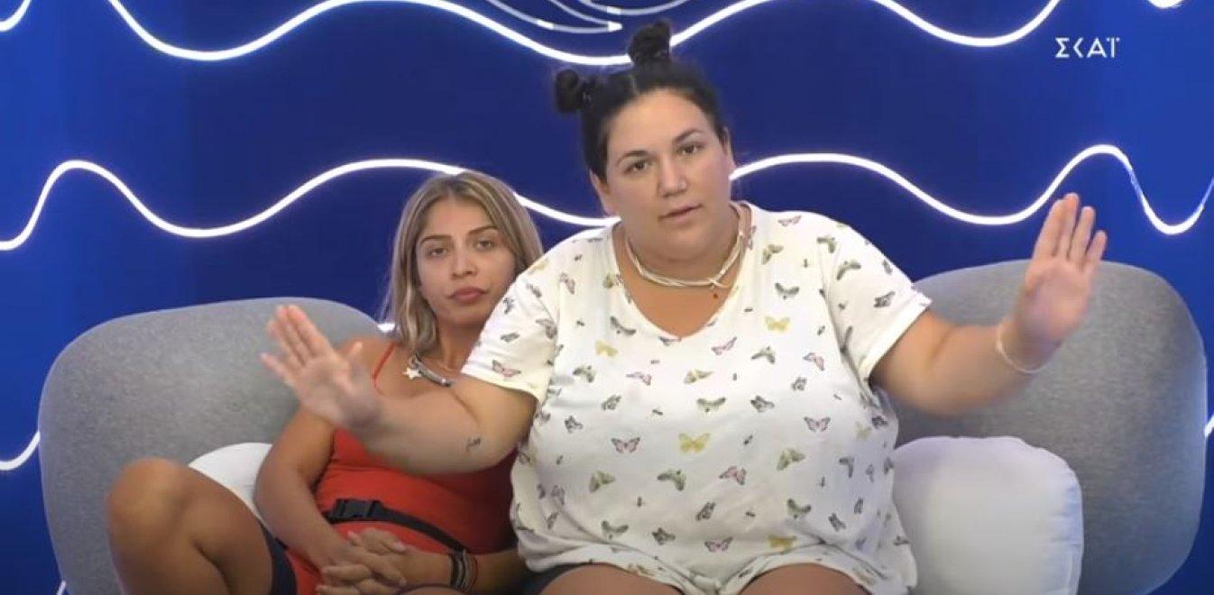 "Big Brother: Αυτό που παρακολουθούμε εδώ και δύο μέρες με τα ""κλειστά"" μικρόφωνα μας θυμίζει κάτι;"
