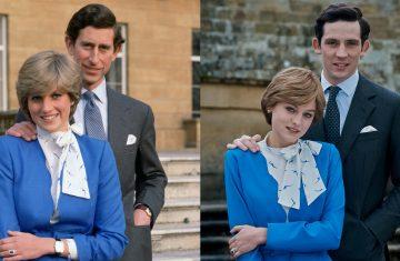 """Πώς η Emma Corrin έγινε η πριγκίπισσα Νταϊάνα για τις ανάγκες της δημοφιλούς σειράς """"The Crown"""""""
