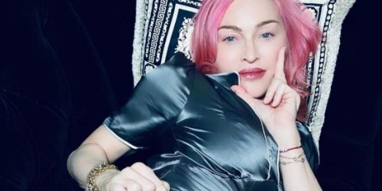 Όταν είσαι η Madonna! (Δείχνεις τις ουλές από την εγχείρηση ισχίου σου και παίρνεις χειροκρότημα)