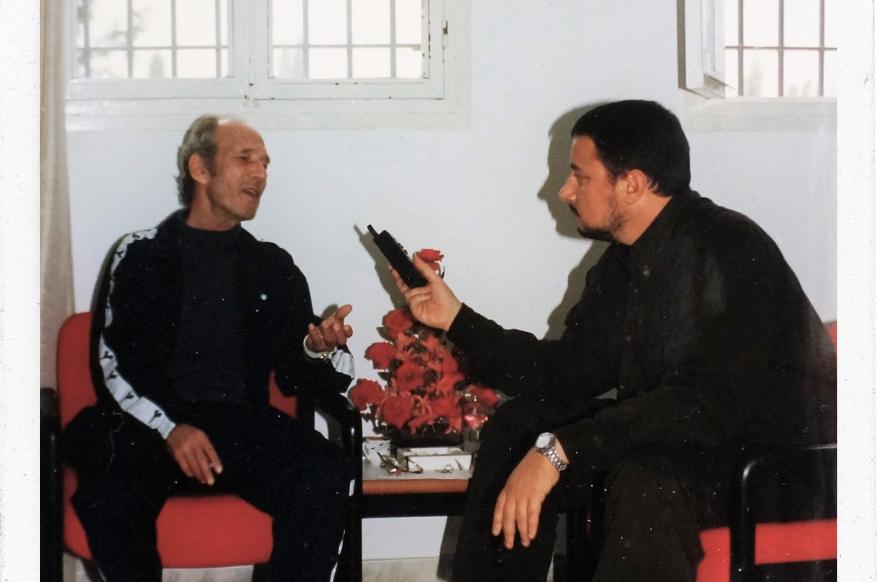 Άκης Πάνου: Η συνέντευξη μέσα από τη φυλακή που δεν είδε ποτέ το φως της δημοσιότητας