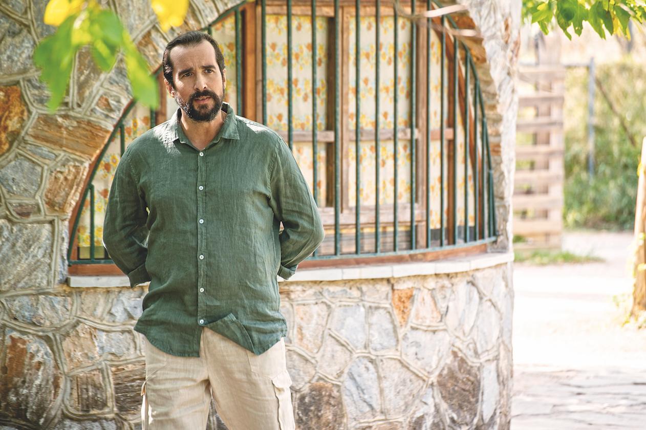 Τάσος Νούσιας: Ο χαρισματικός – Ο ηθοποιός σε μία εφ' όλης της ύλης συνέντευξη στο DownTown