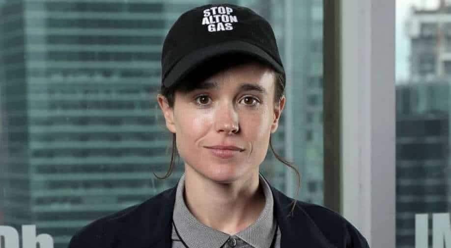 Όχι πια Ellen Page, αλλά Elliot: Το come out του ηθοποιού ως trans άντρας