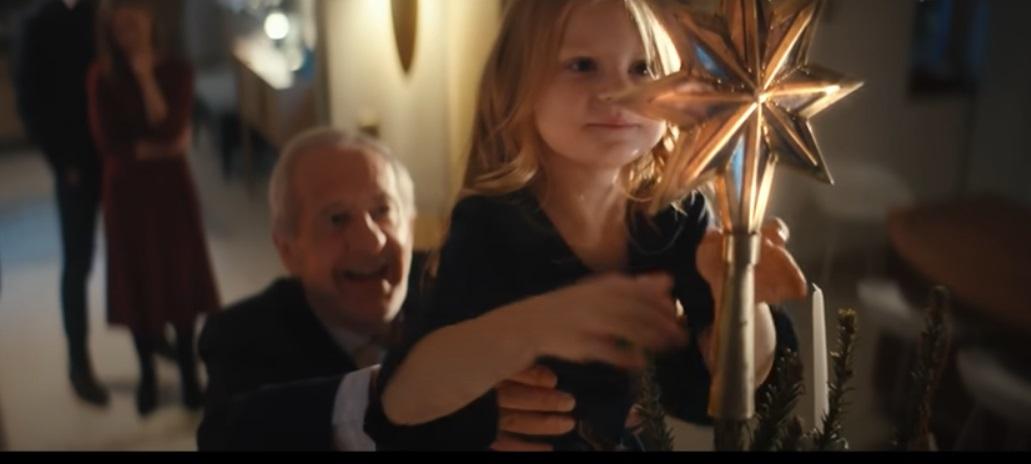 Κλάψτε με την ησυχία σας: Αυτή είναι η πιο συγκινητική χριστουγεννιάτικη διαφήμιση για φέτος