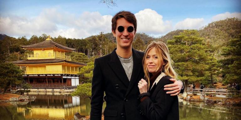 Κι άλλος πολυτελής αρραβώνας: ο γιος του Mr Louis Vuitton μόλις έκανε πρόταση γάμου στην εκλεκτή της καρδιάς του