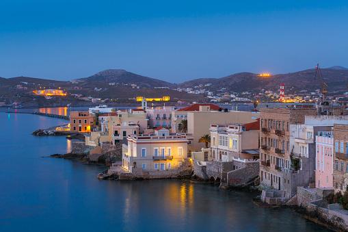 Η Σύρος στο αφιέρωμα του Forbes με τίτλο «Τα 5 υποτιμημένα νησιά της Μεσογείου»
