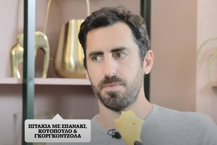 O Γιάννης Αποστολάκης σας λύνει τα χέρια με δύο πανεύκολες και νόστιμες συνταγές