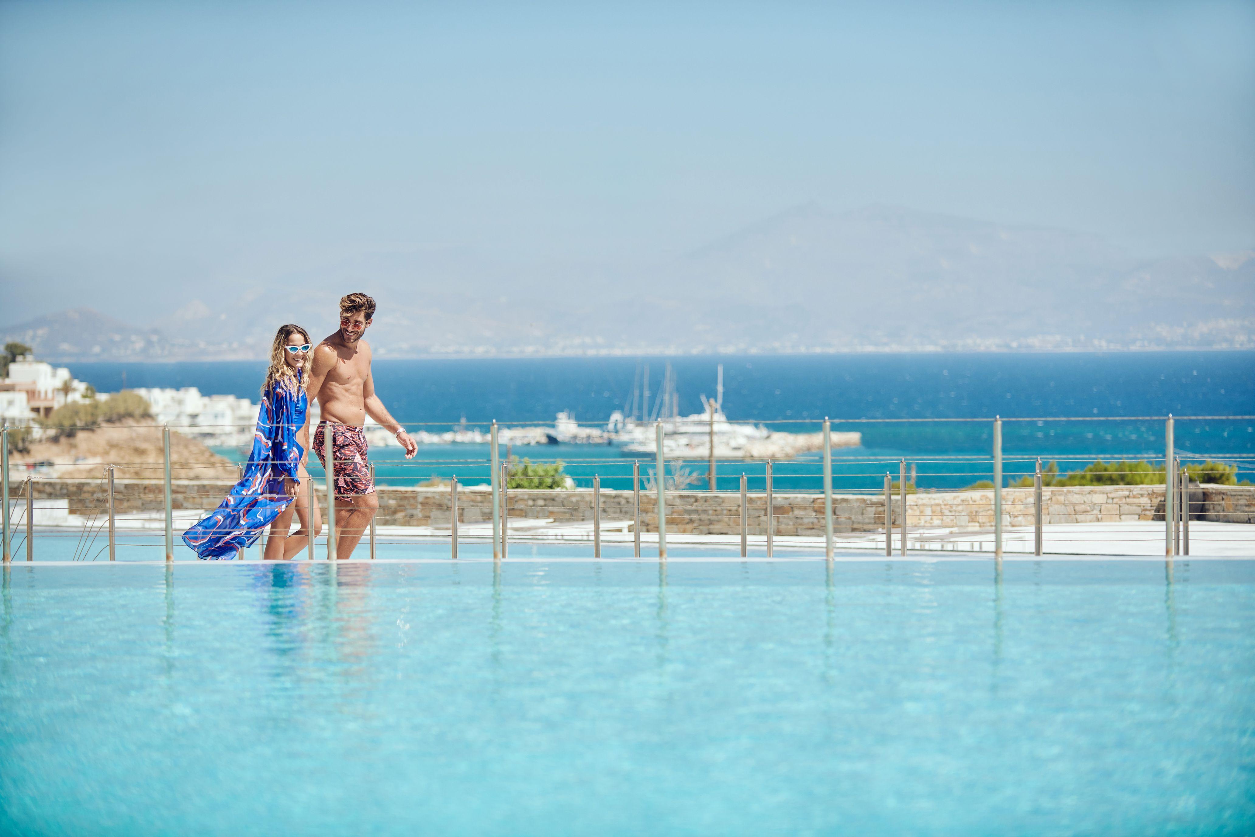 Το Summer Senses Luxury Resort υποδέχεται το ελληνικό καλοκαίρι