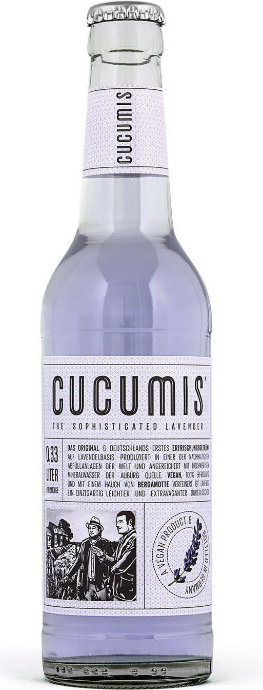Cucumis: Drink to that