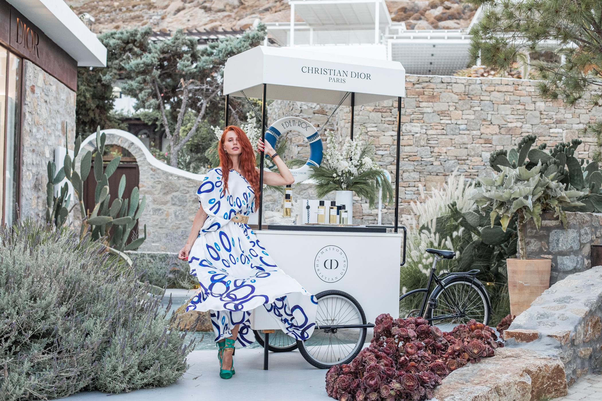 Η μπουτίκ La Collection Privée Christian Dior στο Nammos Village