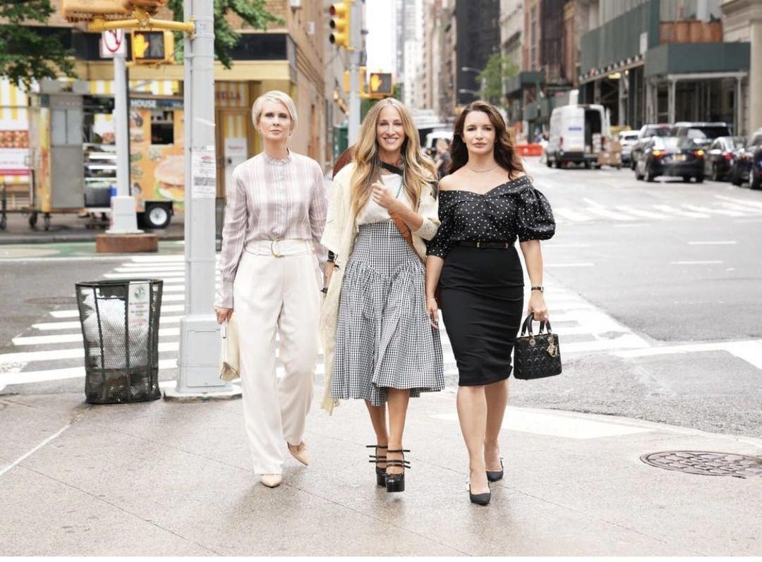Sex and the City:  10 +1 πράγματα που πρέπει να ξέρουμε για το reboot της νέας σειράς (φωτο)